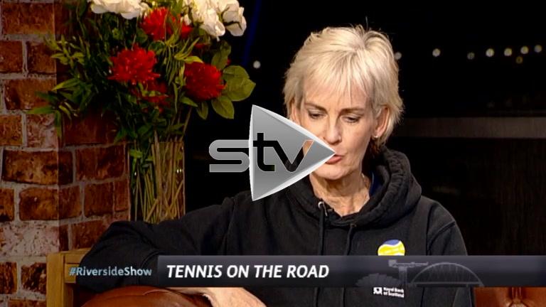 Judy Murray Interview 2015