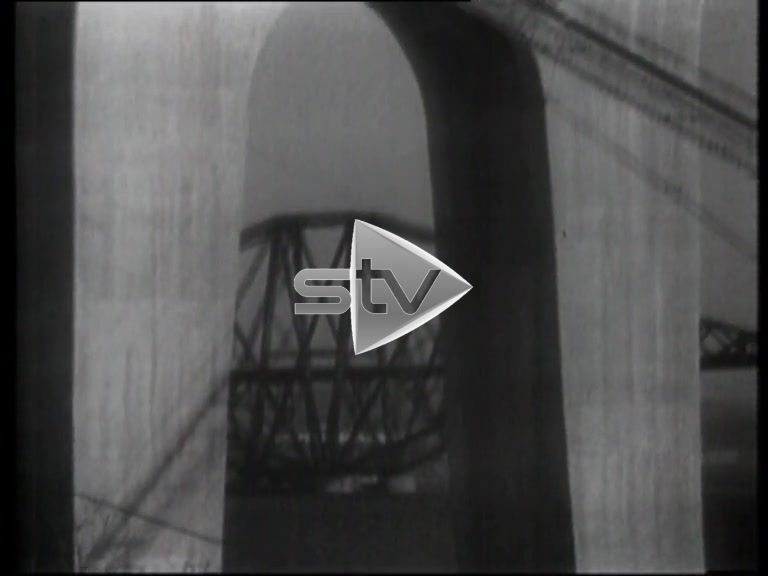 Here and Now – Building the Forth Road Bridge