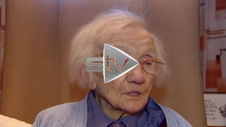 Scotland's Oldest Woman