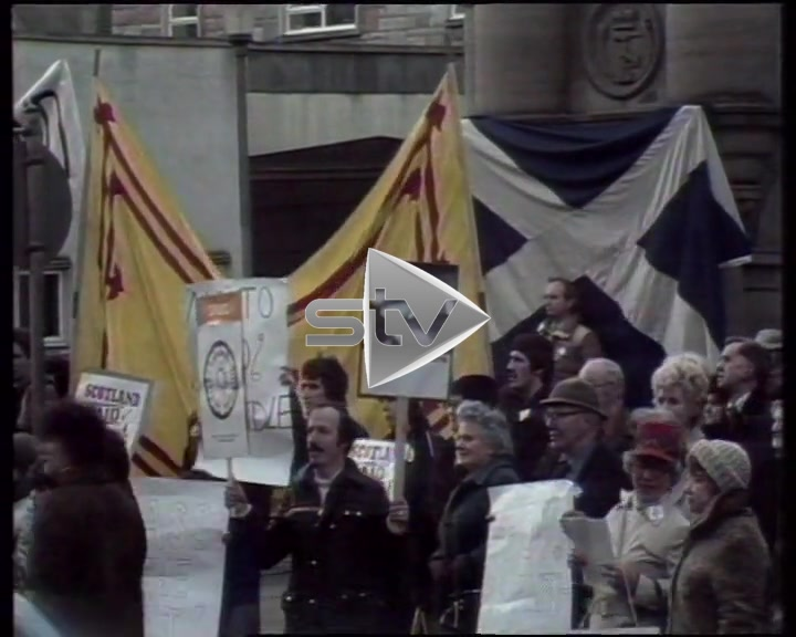 Gordon Brown Speaks in favour of Devolution
