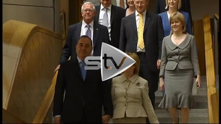 Scottish Parliamentary Election 2007 – Alex Salmond Becomes Scottish First Minister