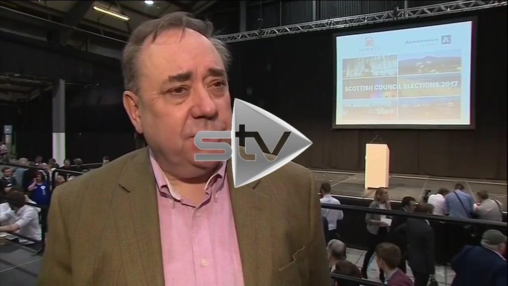 Salmond on Tories / UKIP