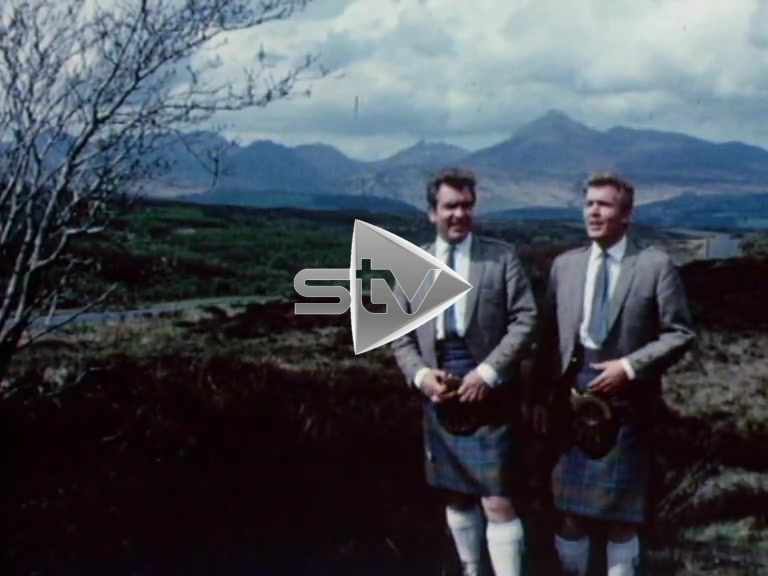 The Alexander Brothers in Arran