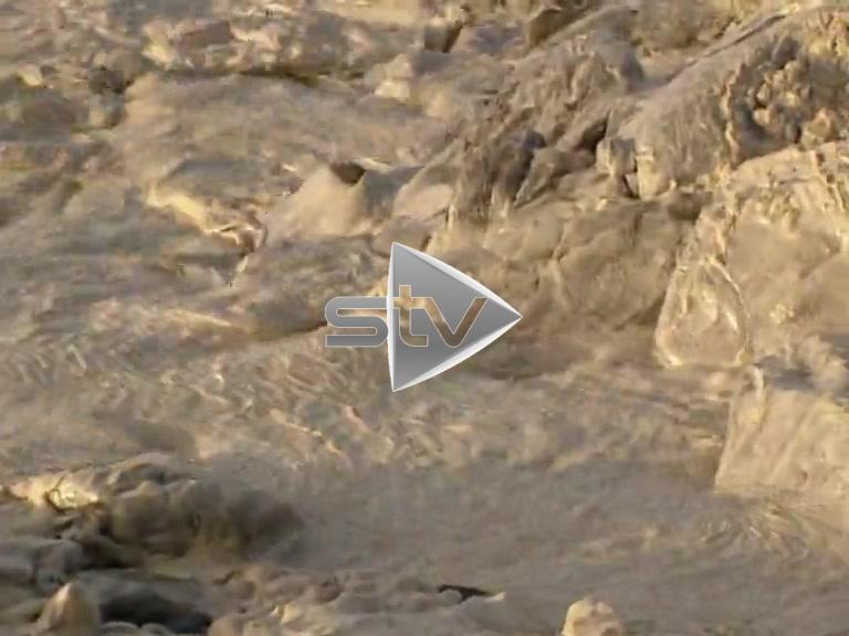 Braer Oil Spill Clean-up