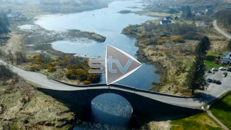 HD Aerials Clachan Bridge