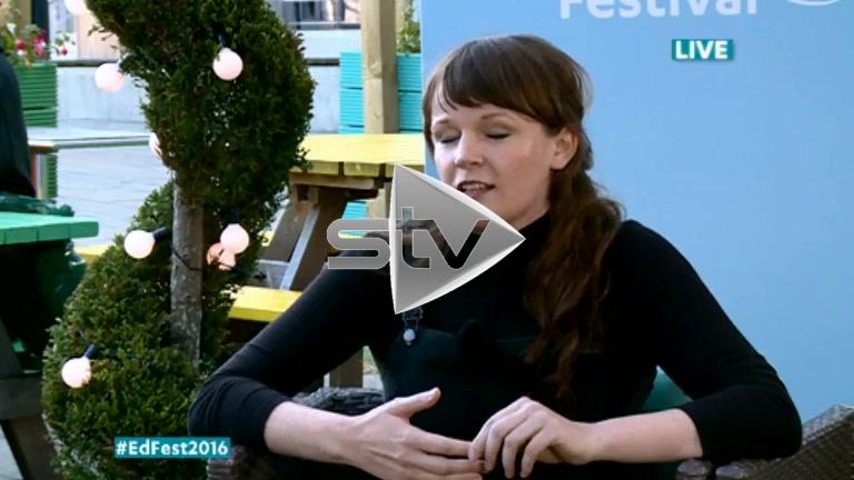 Beth Vyse at Edinburgh Fest 2016
