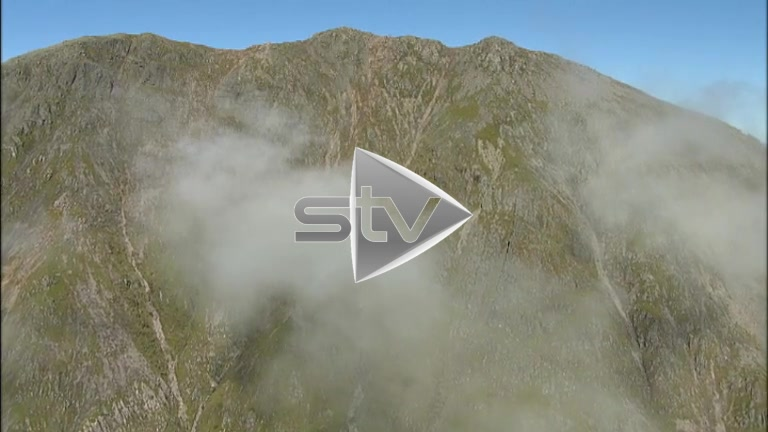 HD Aerials of Bidean nam Bian