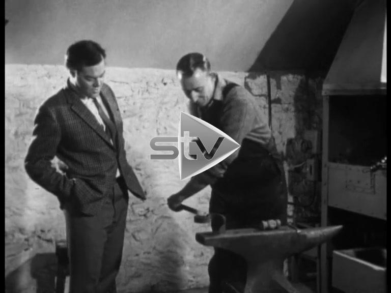 Crieff Blacksmith – 1966