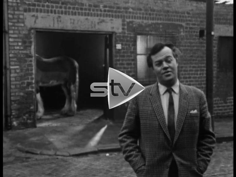 Glasgow Blacksmith – 1966
