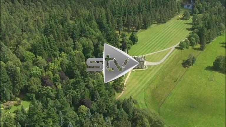 HD Aerials Braemar Castle