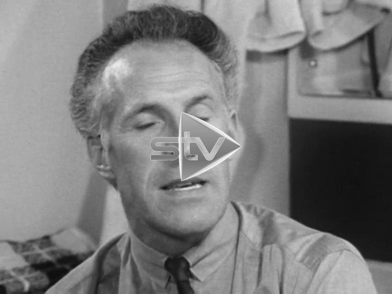 Bruce Forsyth Talks About His Big Break 1964