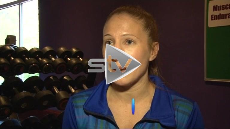 Lisa Weightlifting
