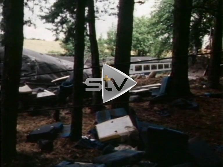 Polmont Train Crash