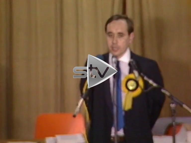 Alex Salmond Elected MP for Banff & Buchan