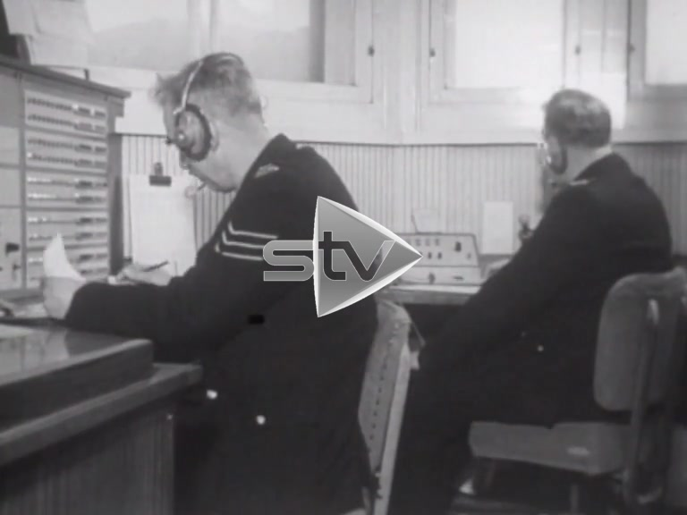 Policing in 1960's Glasgow