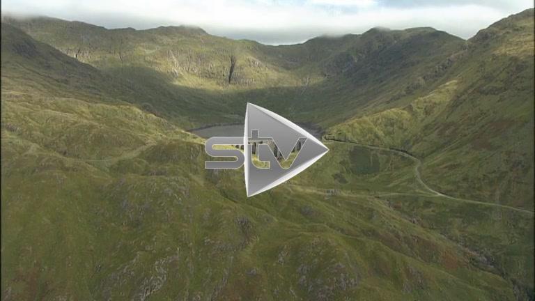 HD Aerials of the Cruachan Dam