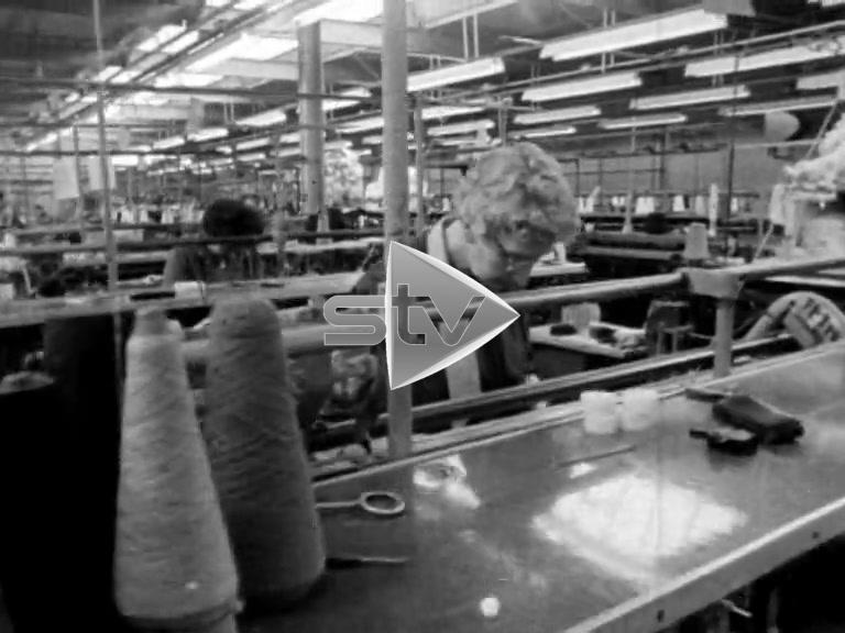 Knitwear Factory in the Sixties