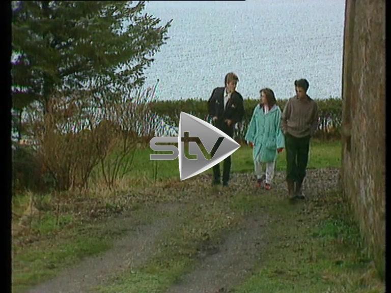 David Tennant – First TV Role