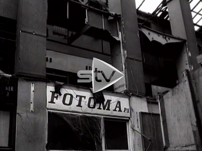 "Demolition of ""New Market"" Building"
