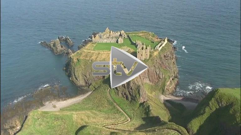 HD Aerials of Dunottar Castle