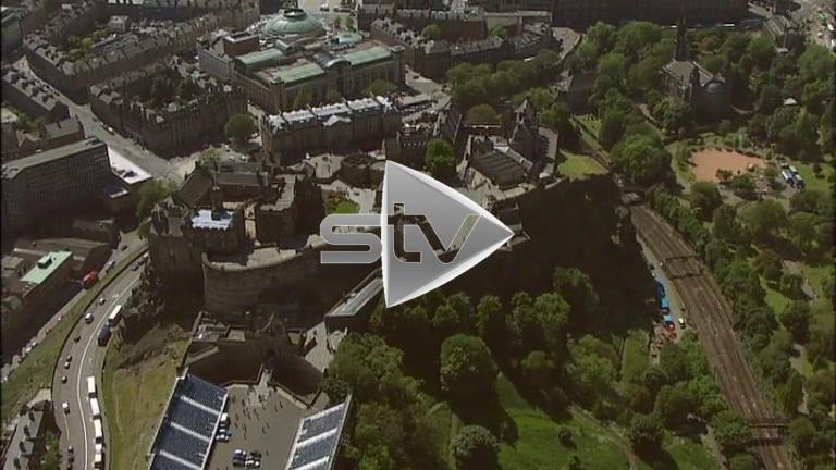HD Aerials of Edinburgh Castle