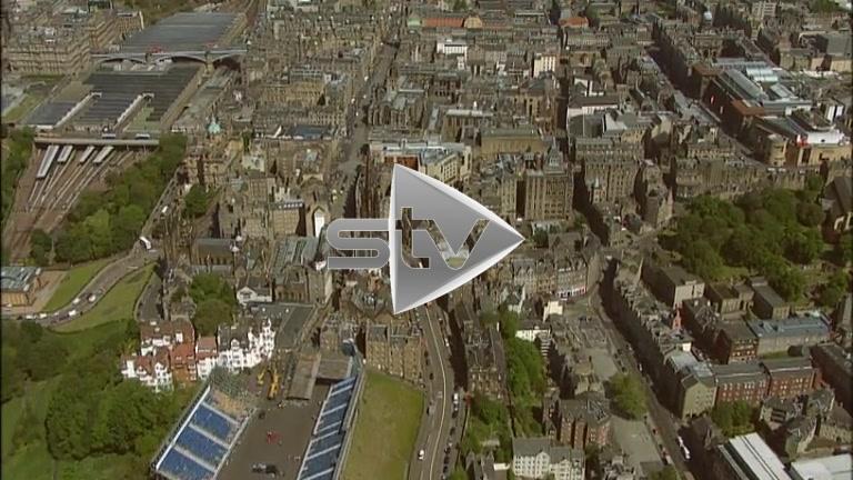 HD Aerials of Edinburgh's Royal Mile
