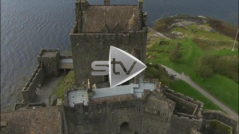 HD Aerials of Eilean Donan Castle