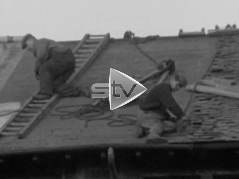 1968 Hurricane Recovery