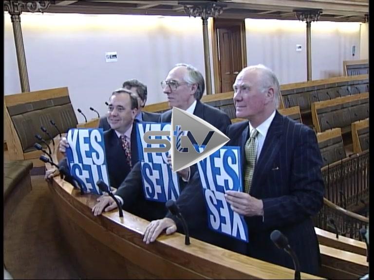 Scottish Devolution: Montage