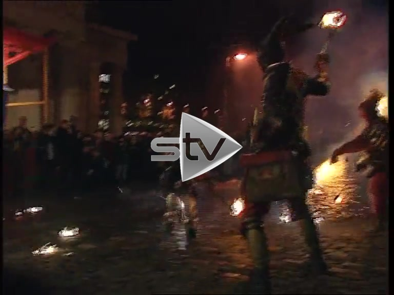 Performers and Fire Eaters