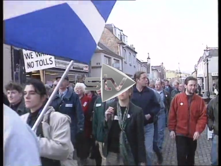 Skye Bridge Tolls – Dingwall March