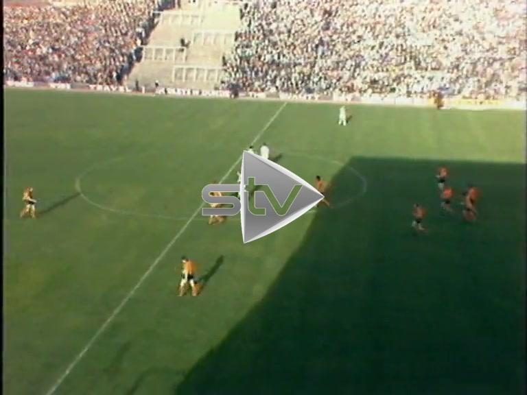 Celtic vs Dundee October 1977
