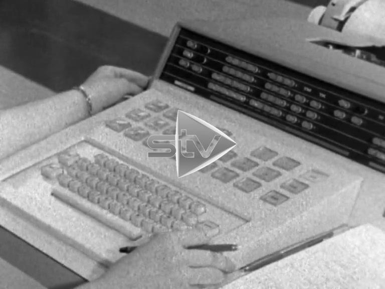 Sixties Banking Technology