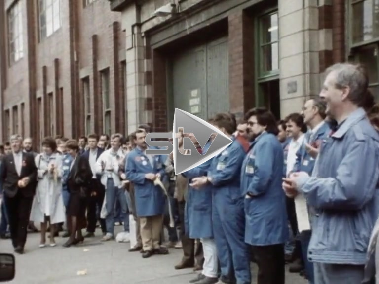 1987 Election Canvassing