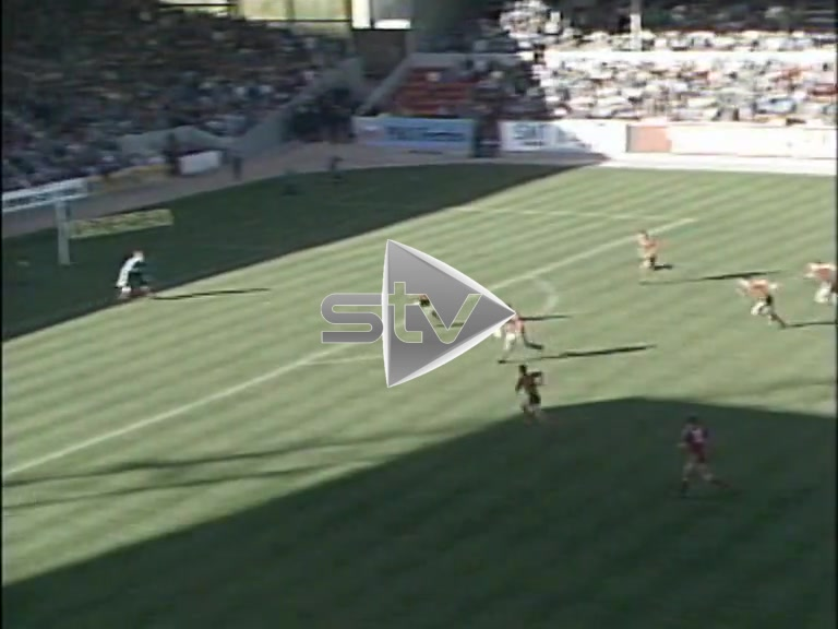 Aberdeen vs Dundee Utd October 1986