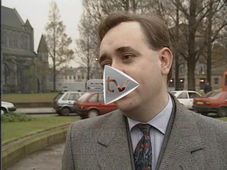 Salmond Wins Leadership