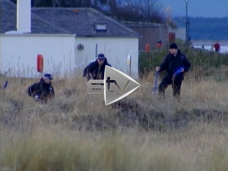 Police Search in Wilson Case