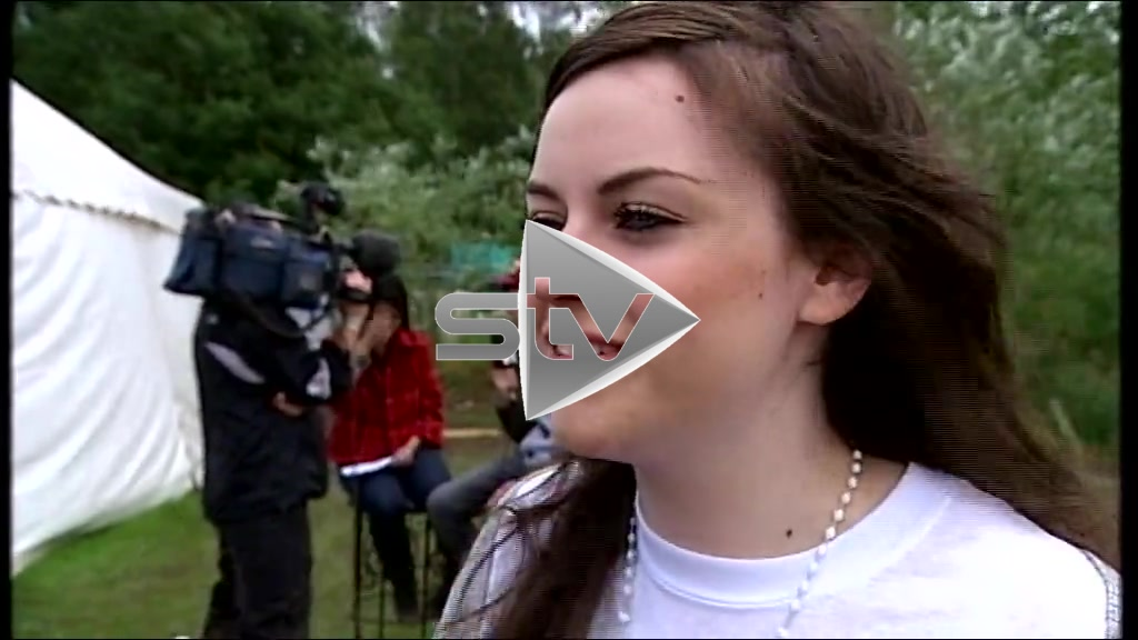 Amy McDonald at T in the Park