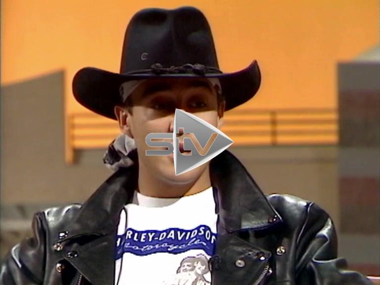 Andrew Ridgley Interview 1990