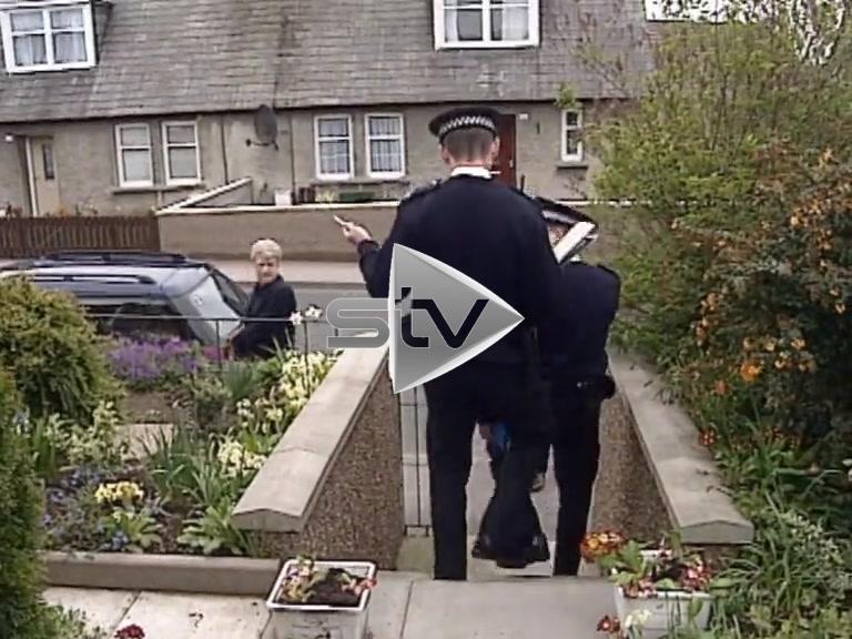 Door to Door Search for Arlene Fraser