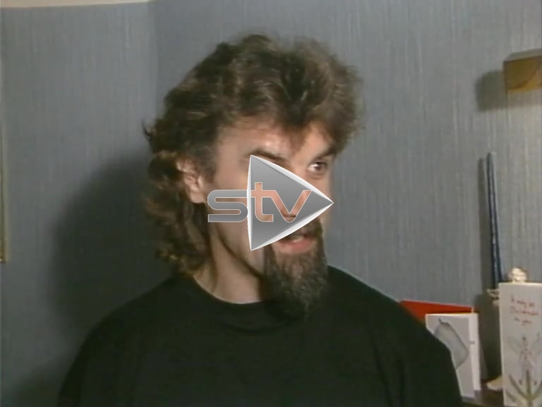 Billy Connolly at the Apollo