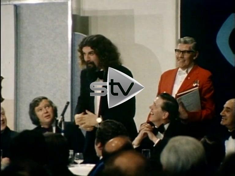 Billy Connolly Dinner Speech