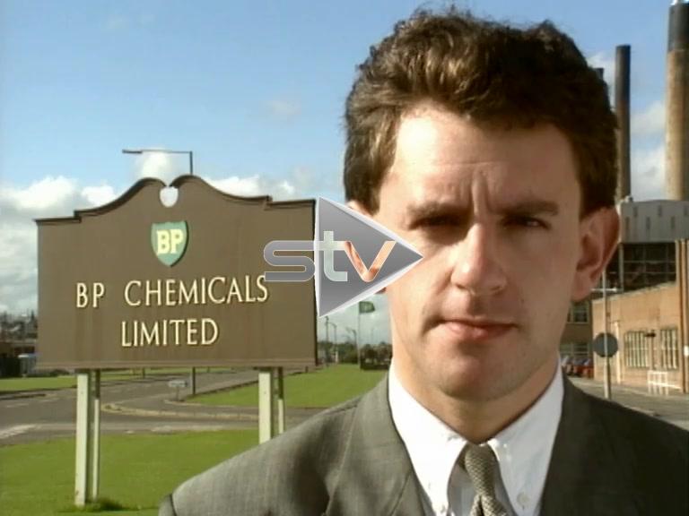 BP Grangemouth Road Trouble