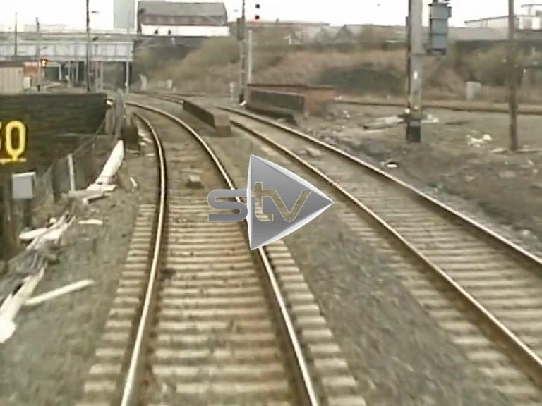 Bellgrove Train POV