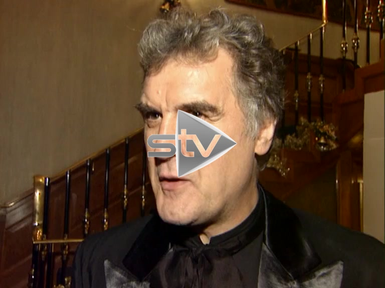 Billy Connolly at 1997 BAFTAs