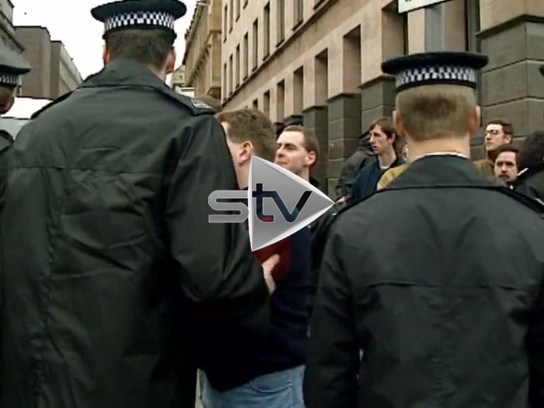 Glasgow Republican March 1992