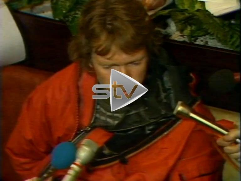 Richard Branson Interview 1987