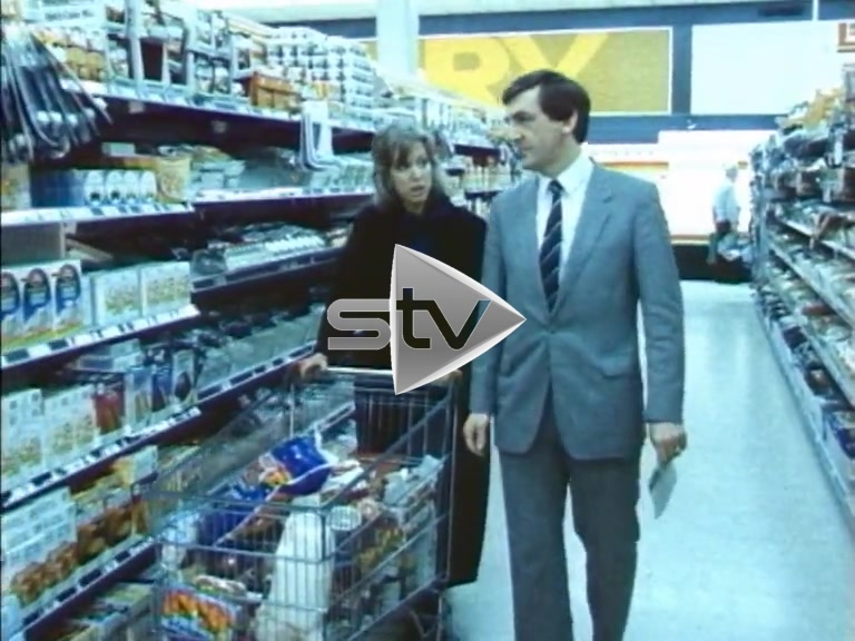 A Family Shop on Benefits 1987