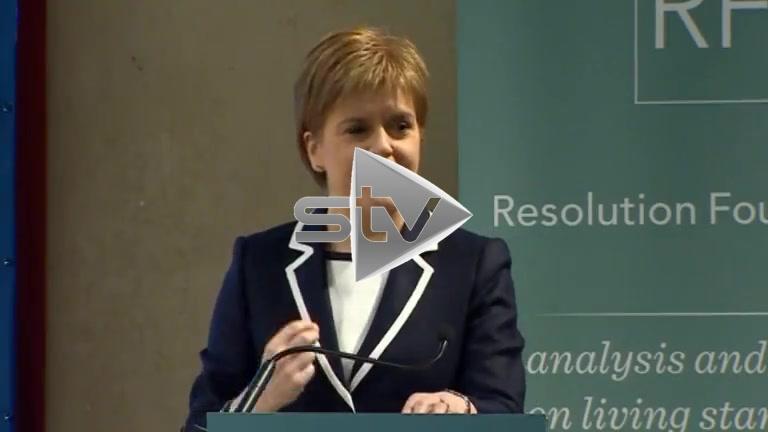 Nicola Sturgeon Warns of Negative EU Campaign