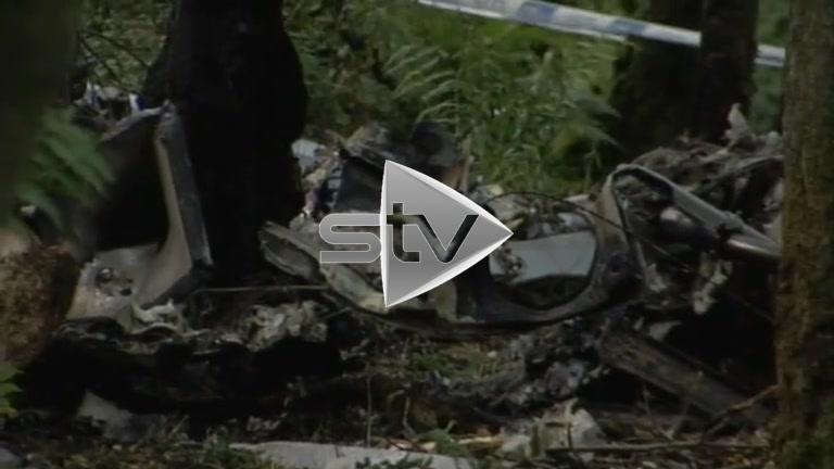 McRae Air Crash Investigation
